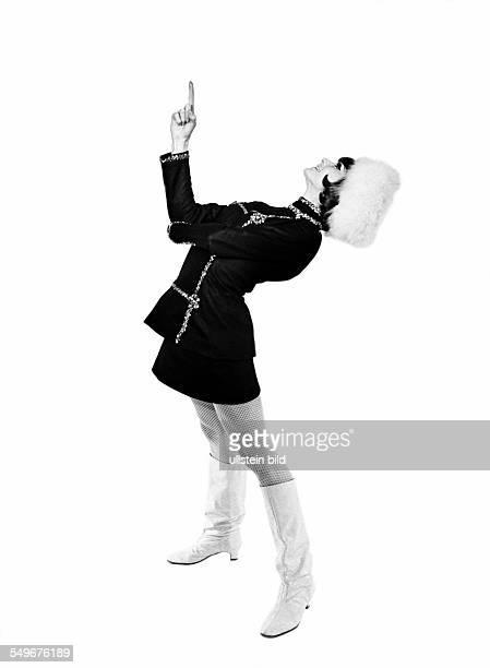 Emöke Pöstenyi Dancer GDR