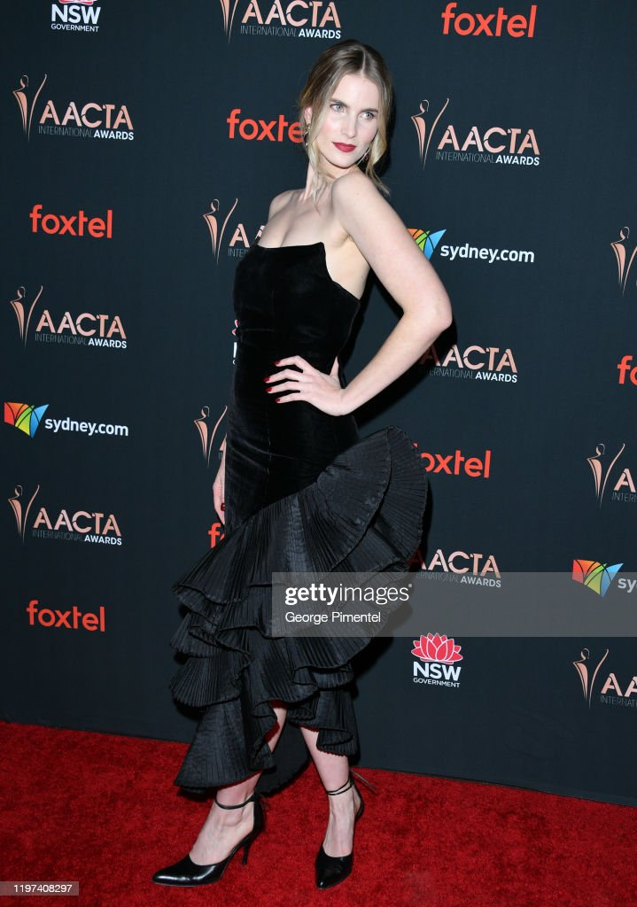 Emm Wiseman Attends The 9th Annual Australian Academy Of Cinema And News Photo Getty Images