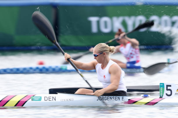 JPN: Canoe Sprint - Olympics: Day 10