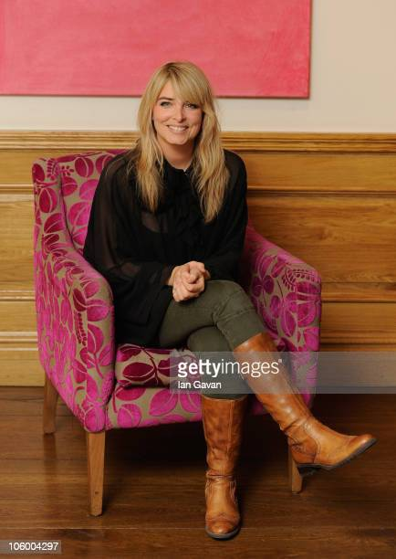Emma Atkins attends a photocall to promote the Emmerdale special edition DVD 'The Dingles For Richer For Poorer' on October 25 2010 in London England