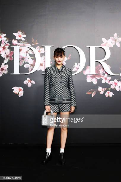 Emma attends the photocall at the Dior Pre Fall 2019 Men's Collection on November 30, 2018 in Tokyo, Japan.