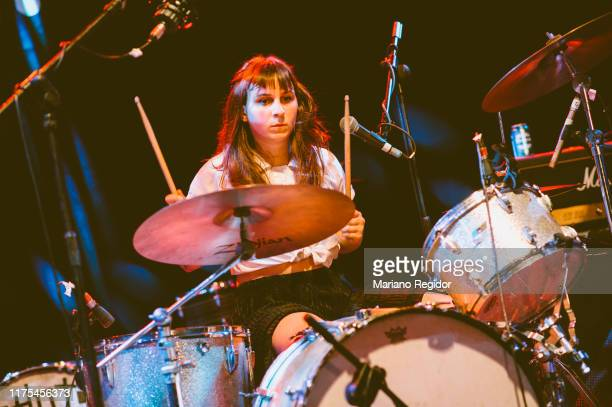 Emma Baker of Flasher performs onstage at Teatro Barceló on November 16, 2018 in Madrid, Spain.