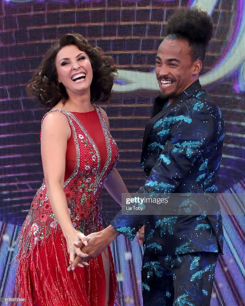 """""""Strictly Come Dancing"""" Launch Show - Red Carpet Arrivals : News Photo"""