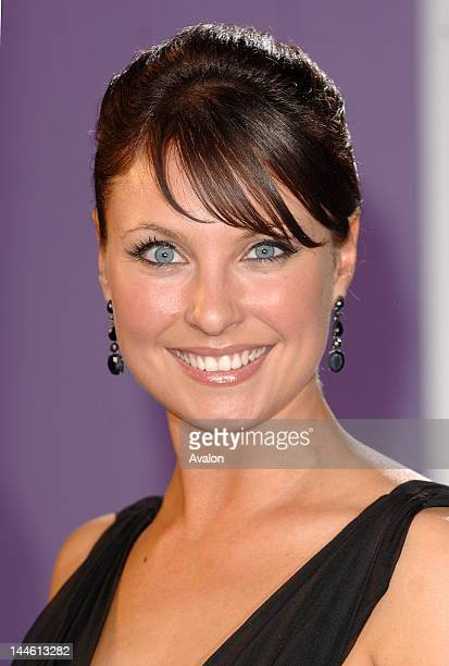 Emma Barton attending the 2007 British Soap Awards BBC Television Centre London 26th May 2007 Job 21320
