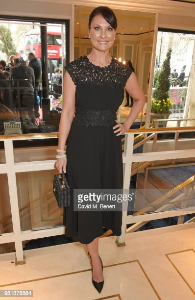 Emma Barton attends the TRIC Awards 2018 held at The Grosvenor House Hotel on March 13 2018 in London England