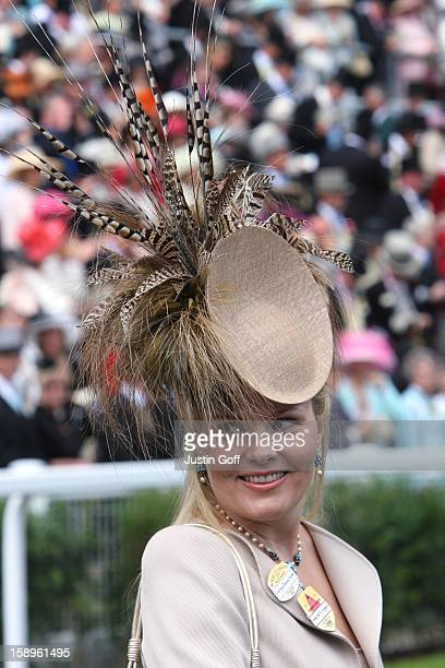 Emma BentonHughes Attends The Second Day Of The 2006 Royal Ascot Race Meeting