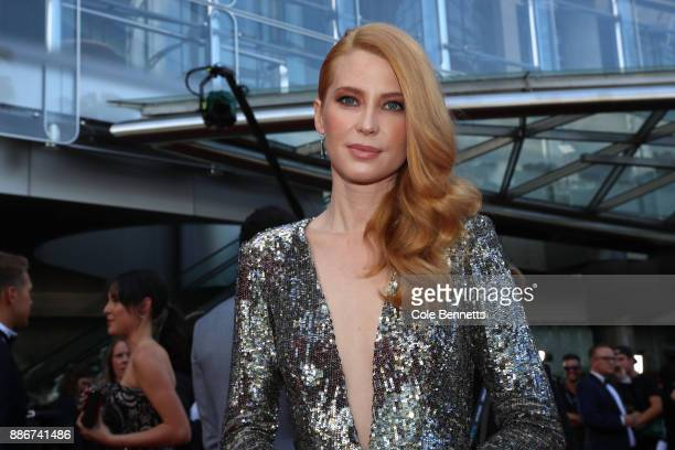 Emma Booth attends the 7th AACTA Awards Presented by Foxtel | Ceremony at The Star on December 6 2017 in Sydney Australia