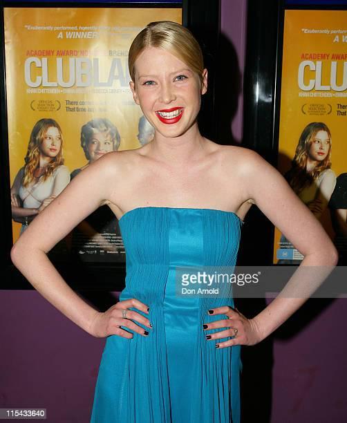Emma Booth Clubland