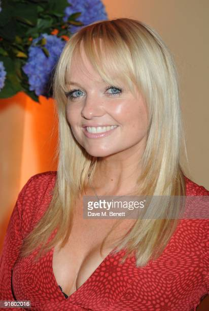 Emma Bunton attends The Louis Dundas Centre for Children's Palliative Care launch party at Claridge's on October 8 2009 in London England