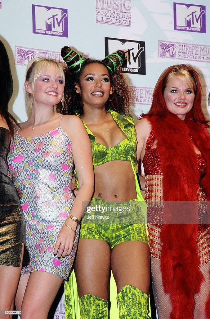 1997 MTV Europe Music Awards : News Photo