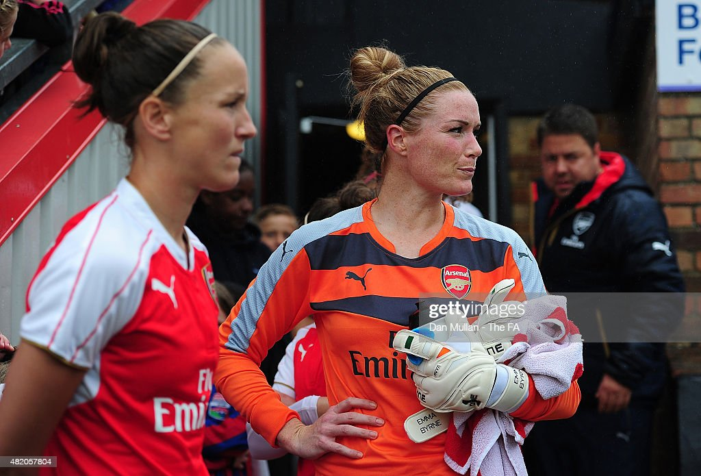 Arsenal Ladies FC v Notts County Ladies FC  - WSL : News Photo