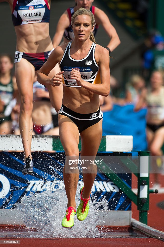 2016 Olympic Track and Field Trials - Day 4 : News Photo