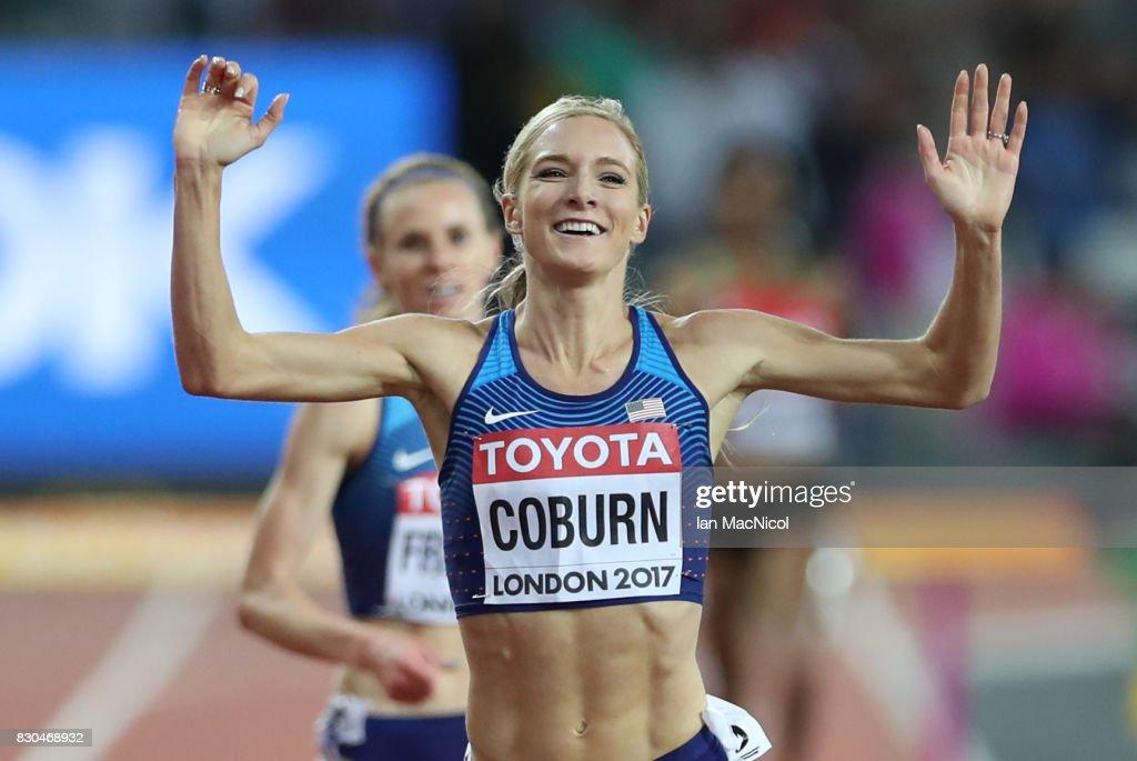 16th IAAF World Athletics Championships London 2017 - Day Eight : News Photo