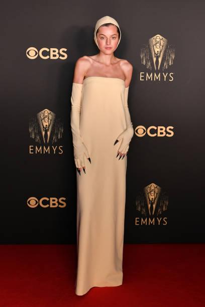 GBR: Netflix Celebration of the 73rd Emmy Awards