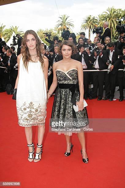 Emma De Caunes at the premiere of 'Transylvania' during the 59th Cannes Film Festival