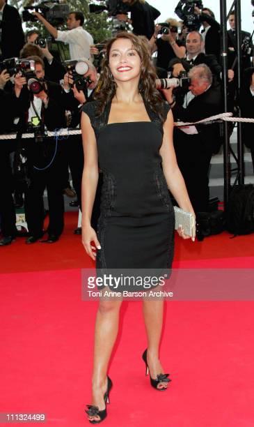 Emma de Caunes during 2007 Cannes Film Festival We Own The Night Premiere at Palais des Festivals in Cannes France
