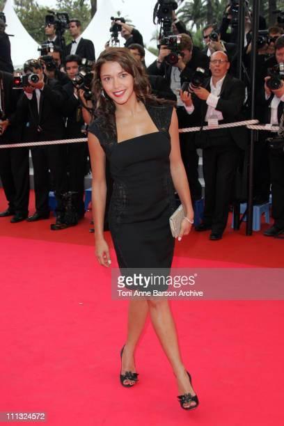 "Emma de Caunes during 2007 Cannes Film Festival - ""We Own The Night"" Premiere at Palais des Festivals in Cannes, France."
