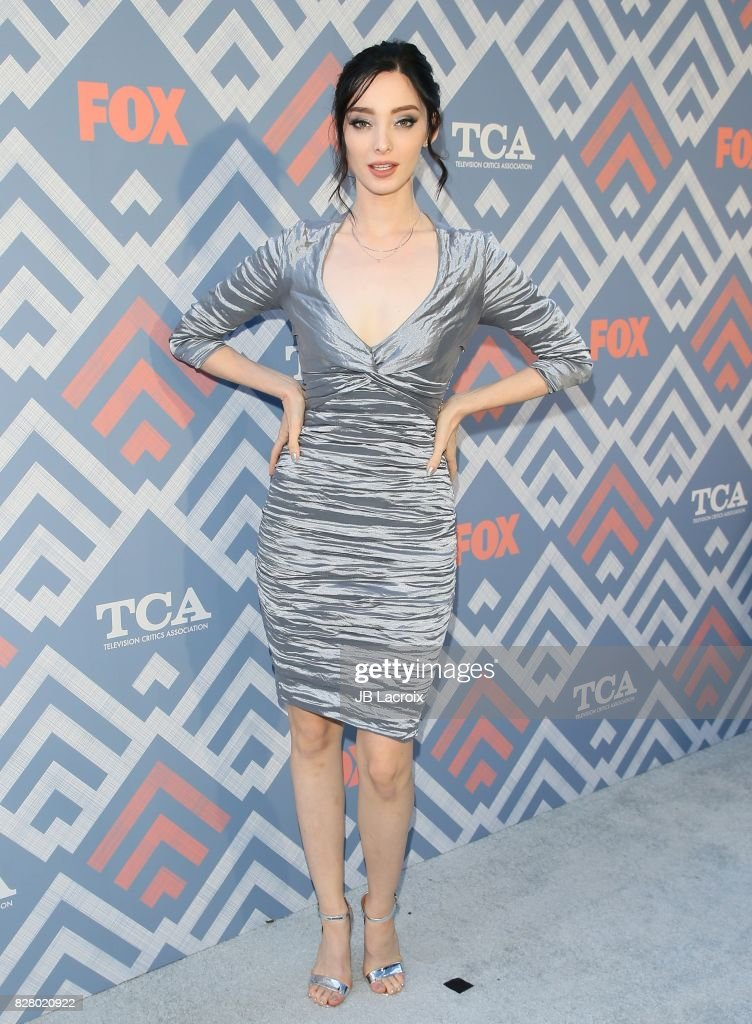 Emma Dumont attends the 2017 Summer TCA Tour 'Fox' on August 08, 2017 in Los Angeles, California.