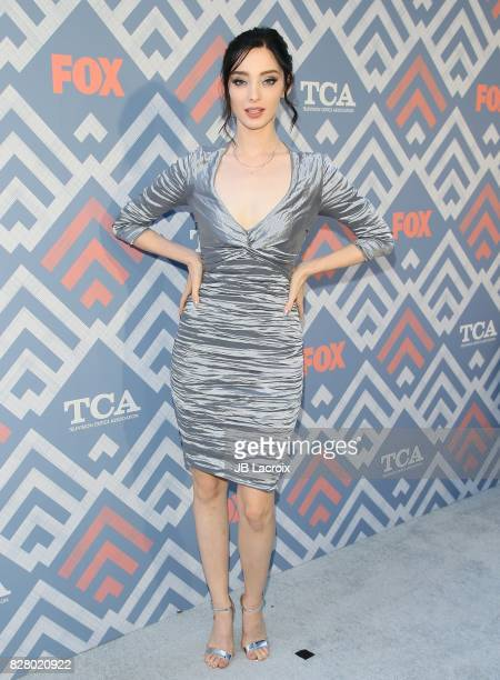 Emma Dumont attends the 2017 Summer TCA Tour 'Fox' on August 08 2017 in Los Angeles California