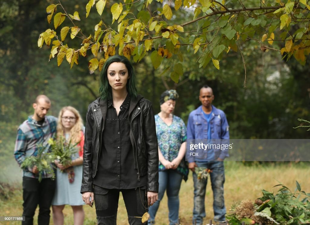 Emma Dumont in the '3x1' Winter Premiere episode of THE GIFTED airing Monday, Jan. 1 (9:00-10:00 PM ET/PT) on FOX.