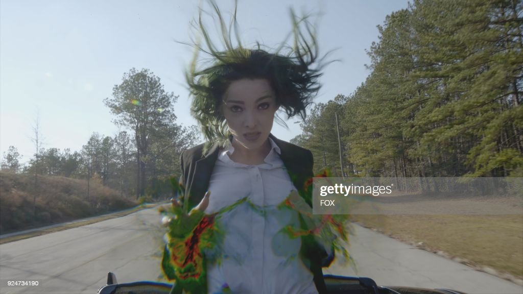 Emma Dumont in the second part of the eXtraction/X-roads two-hour season finale of THE GIFTED airing Monday, Jan. 15 (8:00-10:00 PM ET/PT) on FOX.
