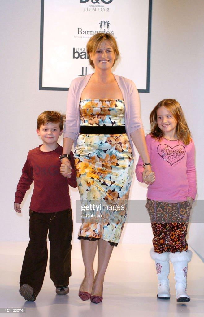 D&G Children's Fashion Show
