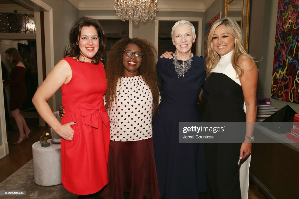 Marigay McKee And Bill Ford Celebrate The Opening Of Pioneering African Non-Profit mothers2mothers's First New York City Office With November 7th Reception : News Photo