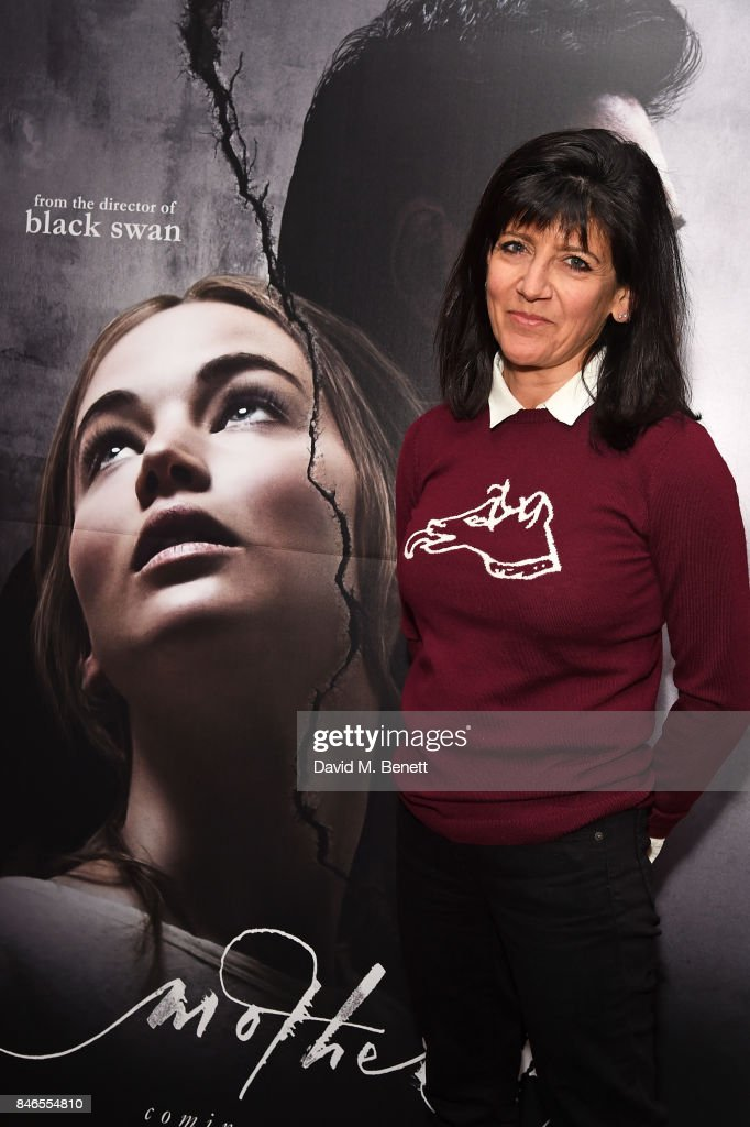 Emma Freud attends a screening of 'mother!' hosted by Collette Cooper and Paramount Pictures in collaboration with Edible Cinema at The Soho Hotel on September 13, 2017 in London, England.