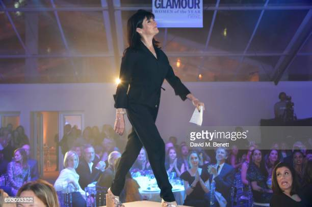 Emma Freud attends the Glamour Women of The Year Awards 2017 in Berkeley Square Gardens on June 6 2017 in London England