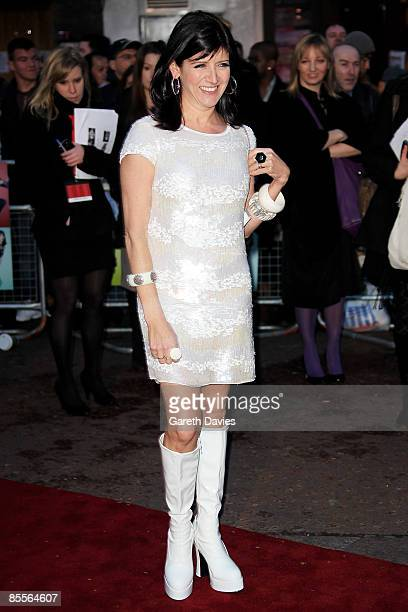 Emma Freud attends the world premiere of 'The Boat That Rocked' held at the Odeon cinema Leicester Square on March 23 2009 in London England