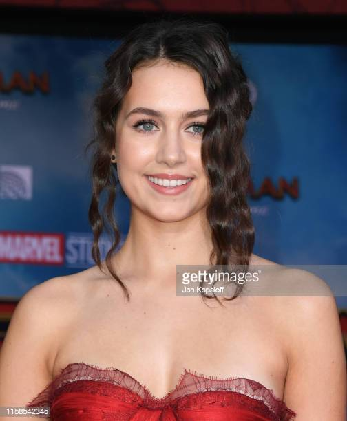 Emma Fuhrmann attends the Premiere Of Sony Pictures' SpiderMan Far From Home at TCL Chinese Theatre on June 26 2019 in Hollywood California