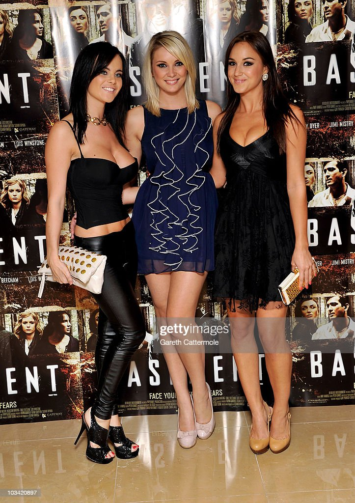 Basement - UK Film Premiere - Outside Arrivals