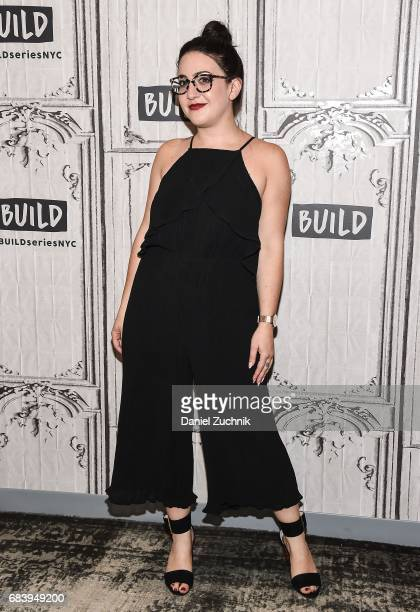Emma Gray attends the Build Series to discuss the 'Bachelorette' at Build Studio on May 16 2017 in New York City