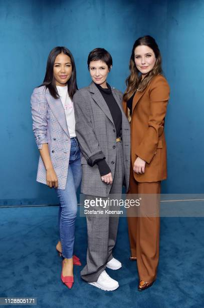 Emma Grede Sophia Bush and Cassandra Grey attend Woman Made on March 5 2019 in Beverly Hills California