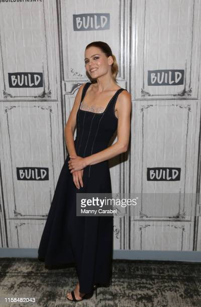 Emma Greenwell attends Build Series to discuss her role in the series 'The Rook' at Build Studio on June 26 2019 in New York City