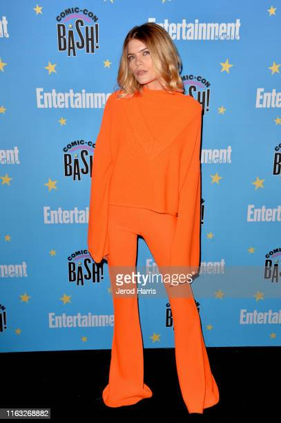 Emma Greenwell attends Entertainment Weekly ComicCon Celebration at Float at Hard Rock Hotel San Diego on July 20 2019 in San Diego California