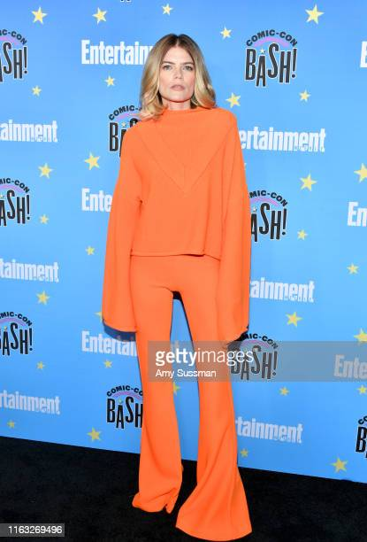 Emma Greenwell attends Entertainment Weekly's ComicCon Bash held at FLOAT Hard Rock Hotel San Diego on July 20 2019 in San Diego California sponsored...