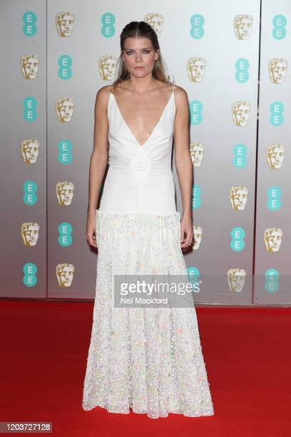 Emma Greenwell attends the EE British Academy Film Awards 2020 at Royal Albert Hall on February 02 2020 in London England