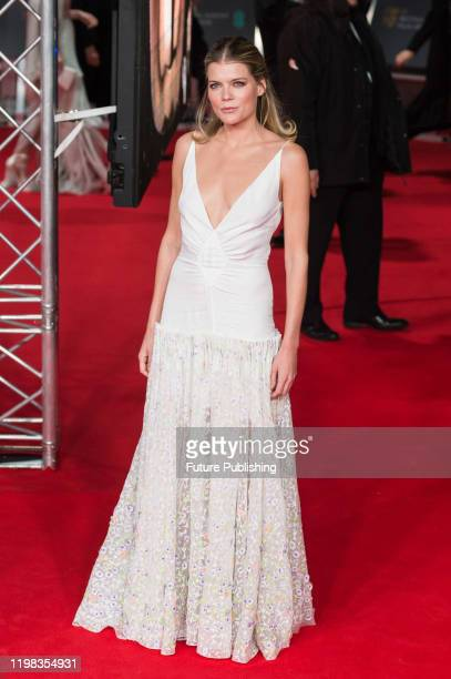 Emma Greenwell attends the EE British Academy Film Awards ceremony at the Royal Albert Hall on 02 February 2020 in London England PHOTOGRAPH BY...