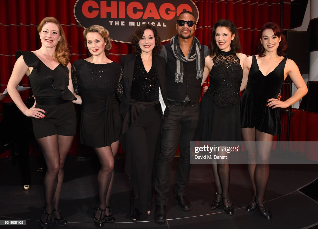 """Chicago: The Musical"" - Drinks Reception At Bar Zedel"