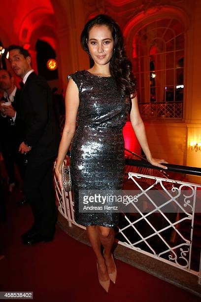 Emma HemingWillis is seen at the after show party of the GQ Men Of The Year Award 2014 after show party at Komische Oper on November 6 2014 in Berlin...