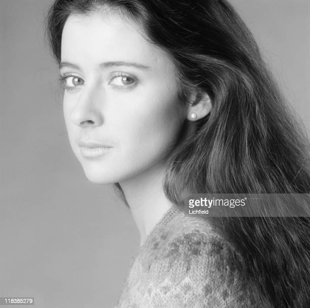 Emma Jacobs British model and actress 1st December 1980