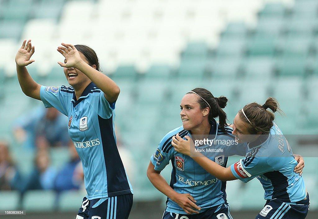 W-League Rd 9 - Sydney v Perth