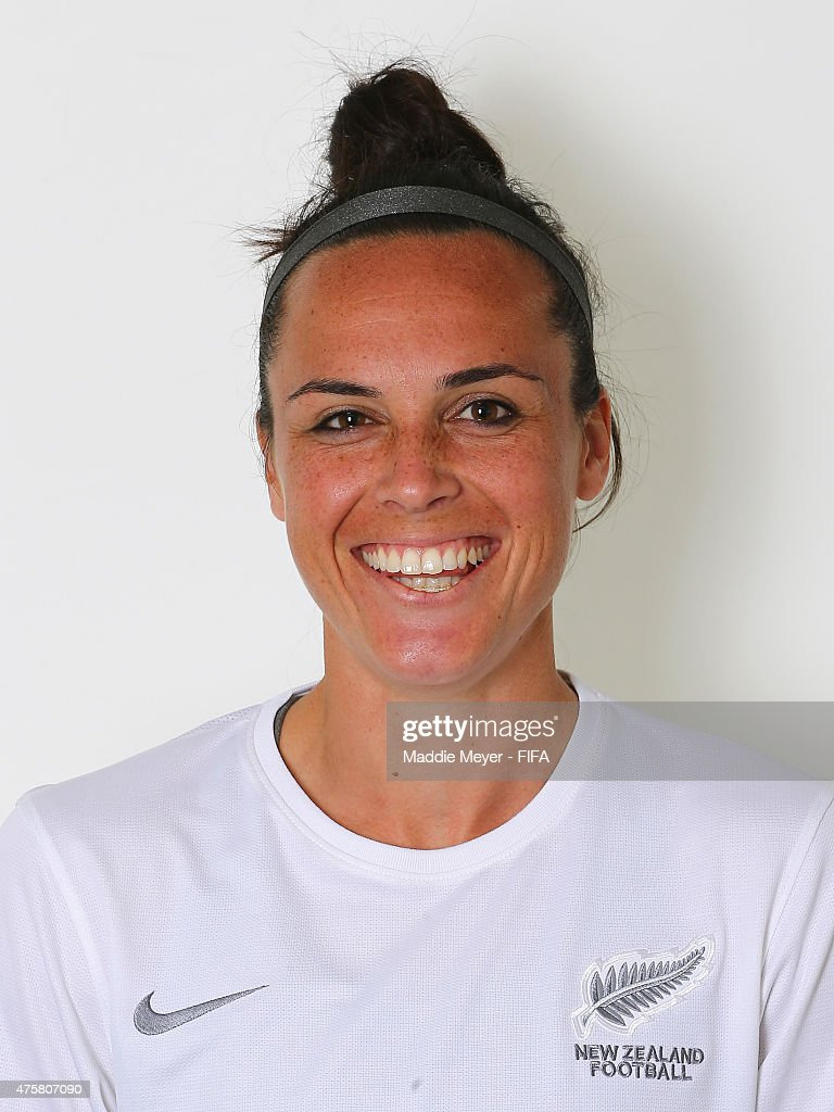 New Zealand Portraits - FIFA Women's World Cup 2015
