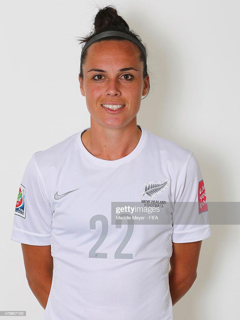New Zealand Portraits - FIFA Women's World Cup 2015
