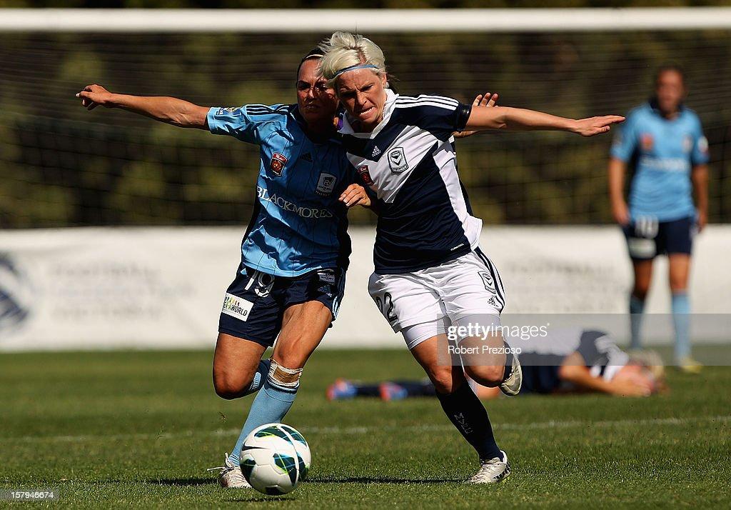 W-League Rd 8 - Melbourne v Sydney