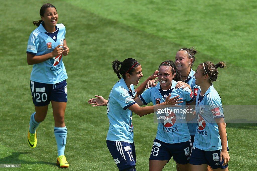 W-League Rd 9 - Sydney v Brisbane