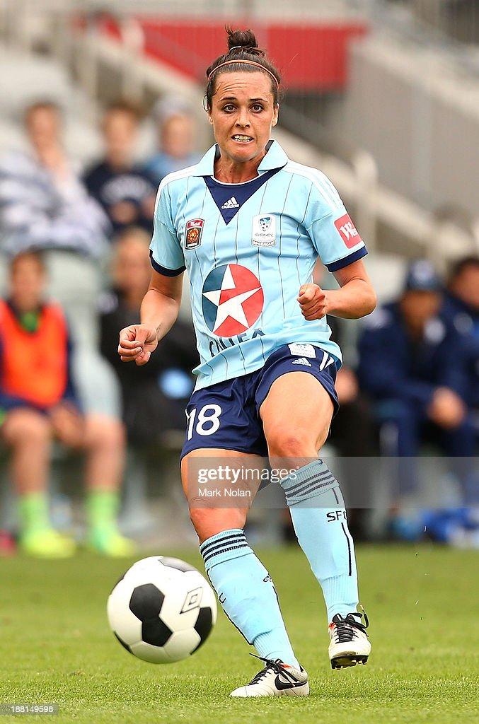 W-League Rd 2 - Sydney v Newcastle
