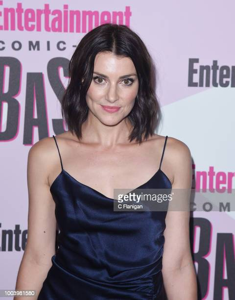 Emma Lahana attends the annual Entertainment Weekly ComicCon Celebration at Float at Hard Rock Hotel San Diego on July 21 2018 in San Diego California