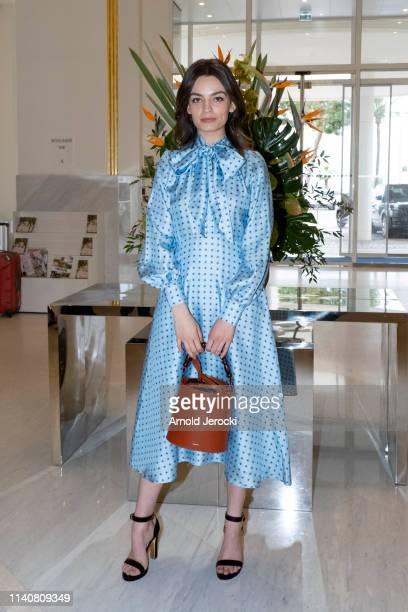 Emma Mackey attends the 2nd Canneseries International Series Festival day two on April 06 2019 in Cannes France